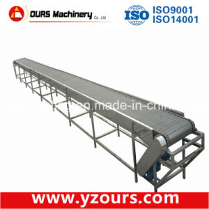 Steel Plate Belt Conveyor for Assembly Line pictures & photos