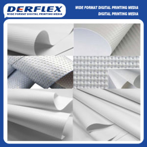 PVC Fabric Frontlight Backlight Blockout Ecosolvent Printing Material pictures & photos