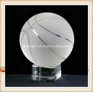 Crystal Baseball for Home Decoration pictures & photos