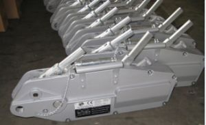 Wire Rope Lever Block (SJS)