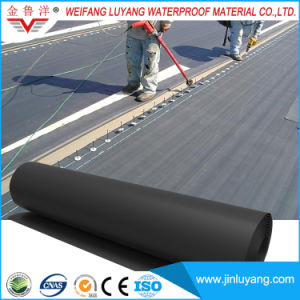 China Factory Supply High Performance EPDM Rubber Roofing Membrane for Flat Roof pictures & photos