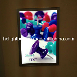 Aluminum Magnetic Frame Advertising Light Box pictures & photos
