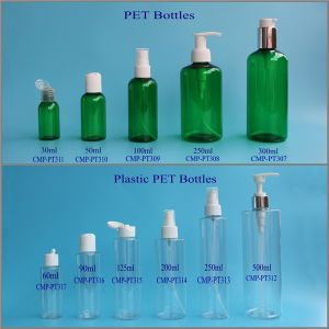 Pet Bottle for Cosmetic Pet Bottle for Cosmetic pictures & photos