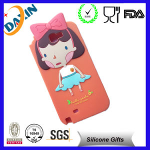 High Quality Silicone Phone Case for iPhone6 pictures & photos
