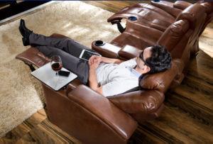 Home Furniture Cinema Sofa 929# pictures & photos