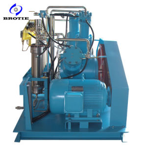 Brotie Totally Oil-Free Medical Oxygen O2 Gas Compressor pictures & photos