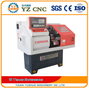 Ck0640 Mini CNC Lathe & CNC Lathe for Sale pictures & photos