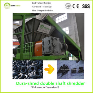 Dura-Shred Used Tire Recycling Machine pictures & photos
