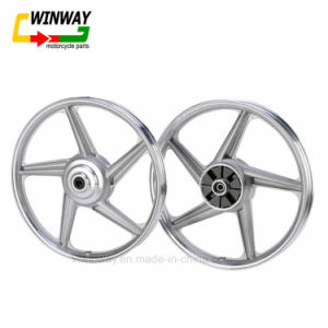 Motorcycle Part Aluminum Alloy Wheel for Wy125 pictures & photos