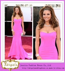 2013 Custom Made Sweetheart Mermaid Floor Length Celebrity Bandage Dress Xs (SR65)