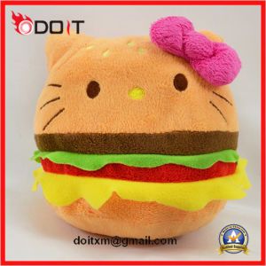 Plush Toy Custom Plush Toy Kitty Plush Hamburger Plush Toy pictures & photos