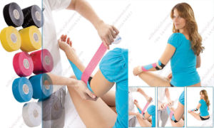 Kinesiology Therapeutic Tape pictures & photos