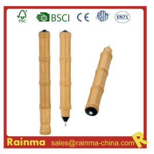 Wooden Bamboo Ball Pen for Eco Stationery636 pictures & photos