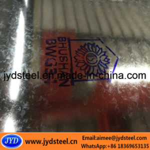 Bwg Corrugated Galvanized Steel Panels with Logo Painted pictures & photos