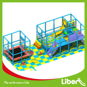 Indoor Playground for Daycare Center (LE. BY. 002) pictures & photos