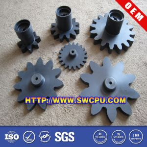 Different Types of Professional Nylon Plastic Gear/Wheel for Auto pictures & photos