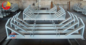 SPD Belt Conveyor Roller Frame, Idler Frame pictures & photos
