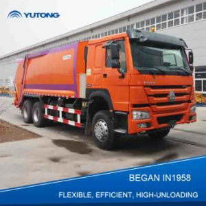 China 13 Ton/20 Cbm New Garbage Compactor Truck