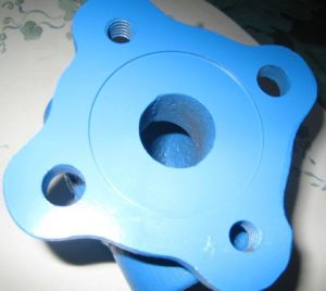 OEM Gray Sand Casting Iron Valve Body pictures & photos