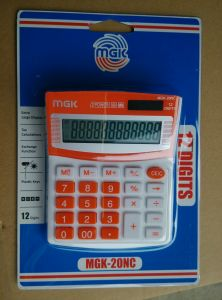 2 Power 12digit Calculator pictures & photos