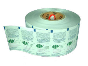 Pharmaceutical Packaging Laminated Aluminum Foil Paper pictures & photos