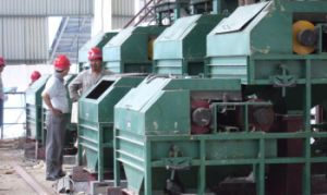 Roll Type High Intensity Permanent Magnetic Separator (YCG Series) pictures & photos