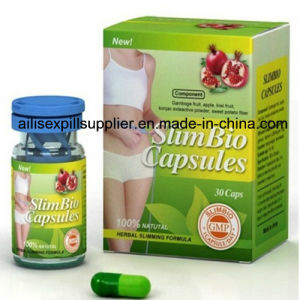 Slim Bio Capsules 100 Natural Lose Weight for Burning Fat pictures & photos