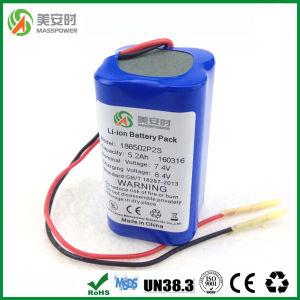 7.4V 18650 Battery 5000mAh