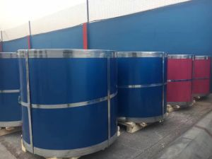 Prepainted Steel Coil PPGI with PE Paint pictures & photos