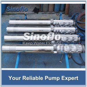 Stainless Steel Submersible Centrifugal Well Sump Pump pictures & photos