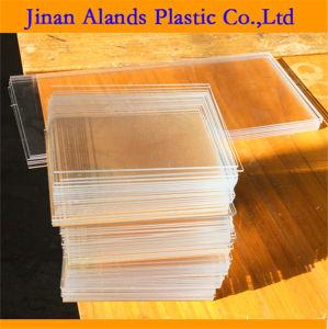 2mm Transparent Clear Cast Acrylic Plexiglass Sheet pictures & photos