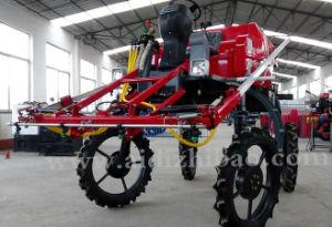 Aidi Brand 4WD Hst Farm Self-Propelled Boom Sprayer pictures & photos