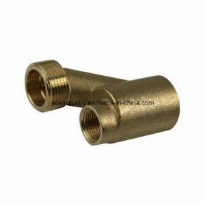 Brass Fitting Connection with Various Sizes pictures & photos