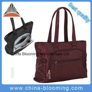 Women Leisure Travel Carry Handle Shoulder Bag Handbag pictures & photos