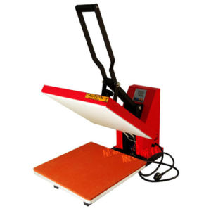 T-Shirt Clamshell Heat Press Sublimation Machine (40X60cm) pictures & photos