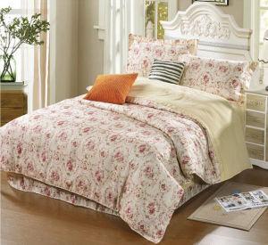 2015 New Style 100%Cotton Luxurious 4PCS Bedding Set pictures & photos