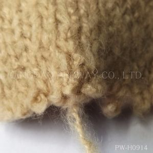 Warm Feel Brush Yarn with Wool for Ladies′ Sweaters pictures & photos