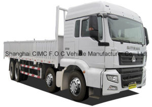 Sinotruk Sitrak-C7h 8X4 Cargo Truck with Lowest Price