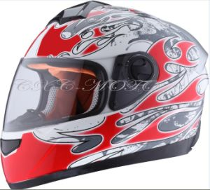 Hot Sale Fashion Full Face Motorcycle Winter Helmets ECE/DOT Certification pictures & photos
