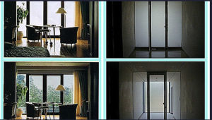 Extreme Privacy Smart Glass for Shower Room pictures & photos