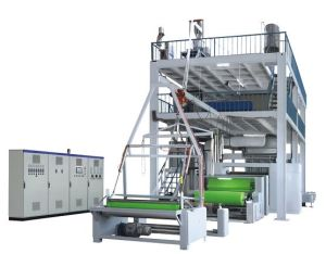 Spunbonded Nonwoven Production Line for Sale pictures & photos