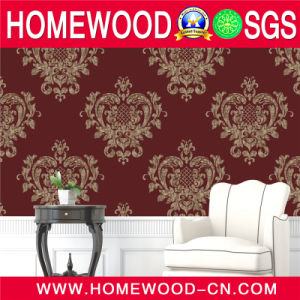 Fashion Wallpaper for Decoration Material (550g/sqm) pictures & photos