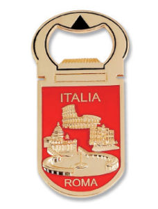 Custom Oil-Filled Italy Map Fridge Magnet for Souvenir pictures & photos