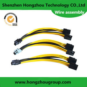 High Quality OEM Custom Car/Automotive Cable Wire Harness pictures & photos