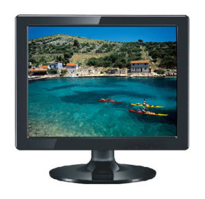 19 Inch Square LCD Monitor 1080P 19 Inch LCD Monitor with HDMI pictures & photos