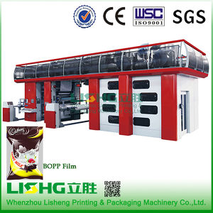 Nylon/PE Satellite Flexo Printing Machine/Ci Flexo Printing Machine pictures & photos
