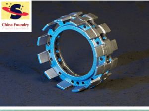 OEM China Foundry Cast Wrought Iron Castings pictures & photos