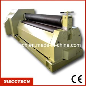 W11 6X2000 Steel Sheet Roller Machine, Siecc Rolling Bending Machine pictures & photos