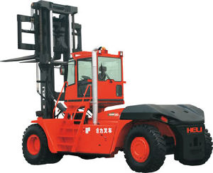 G Series 20-25t I. C. Counterbalanced Forklift pictures & photos
