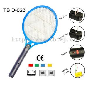 Rechargeable Mosquito Swatter with CE&RoHS (TB D-023)